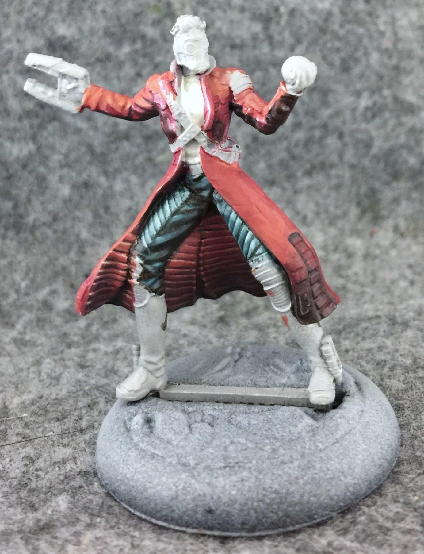 Knight Models Marvel Starlord 011