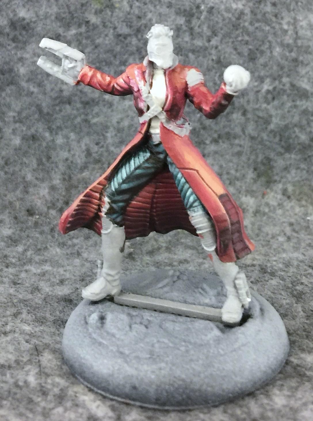 Knight Models Marvel Starlord 012
