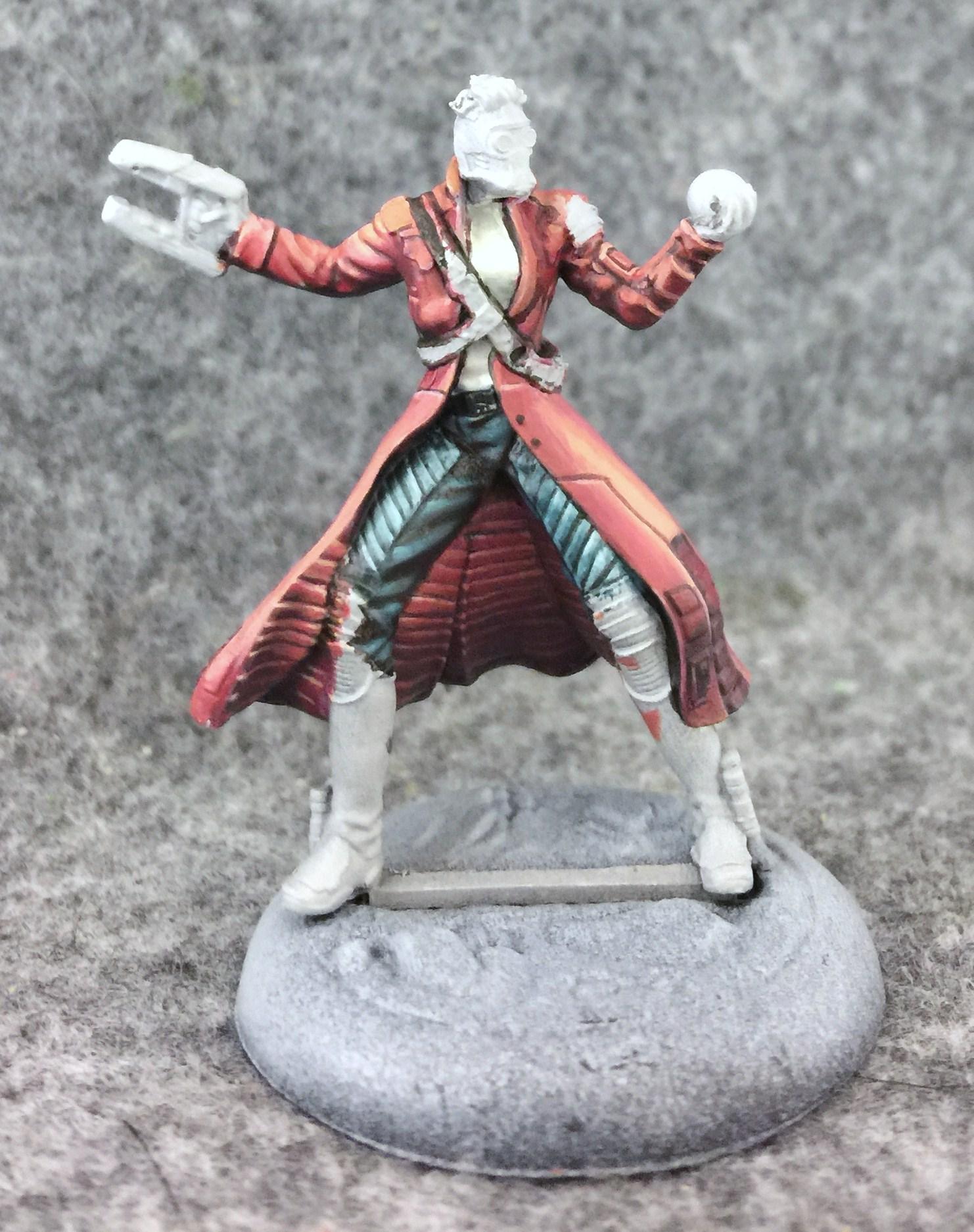 Knight Models Marvel Starlord 013