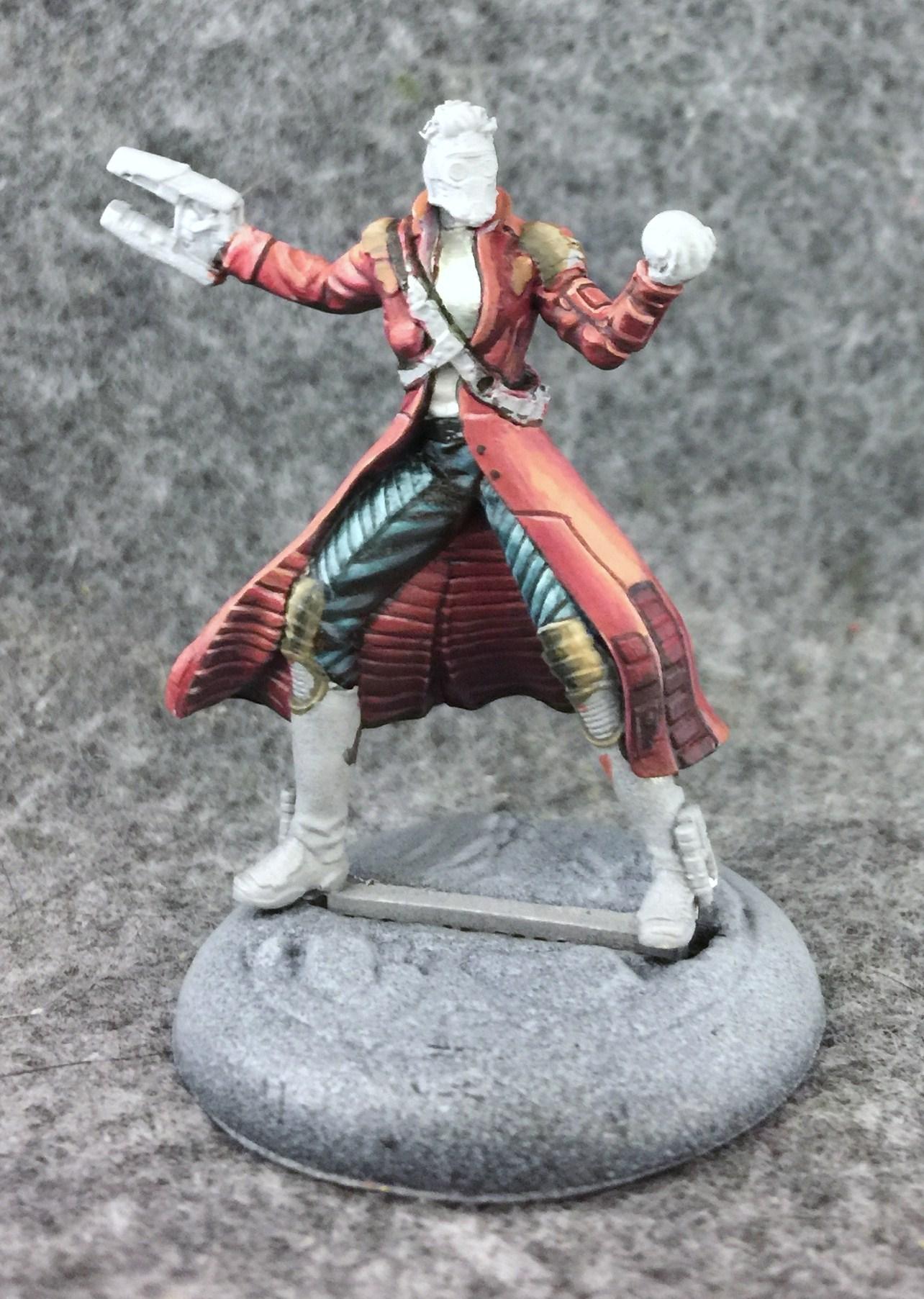 Knight Models Marvel Starlord 015
