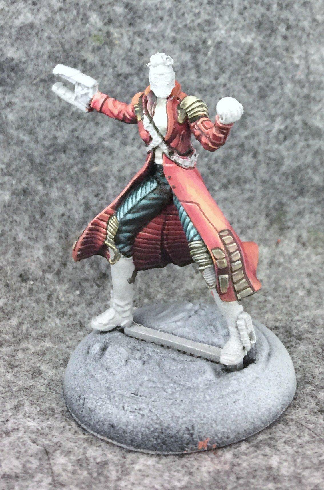 Knight Models Marvel Starlord 016