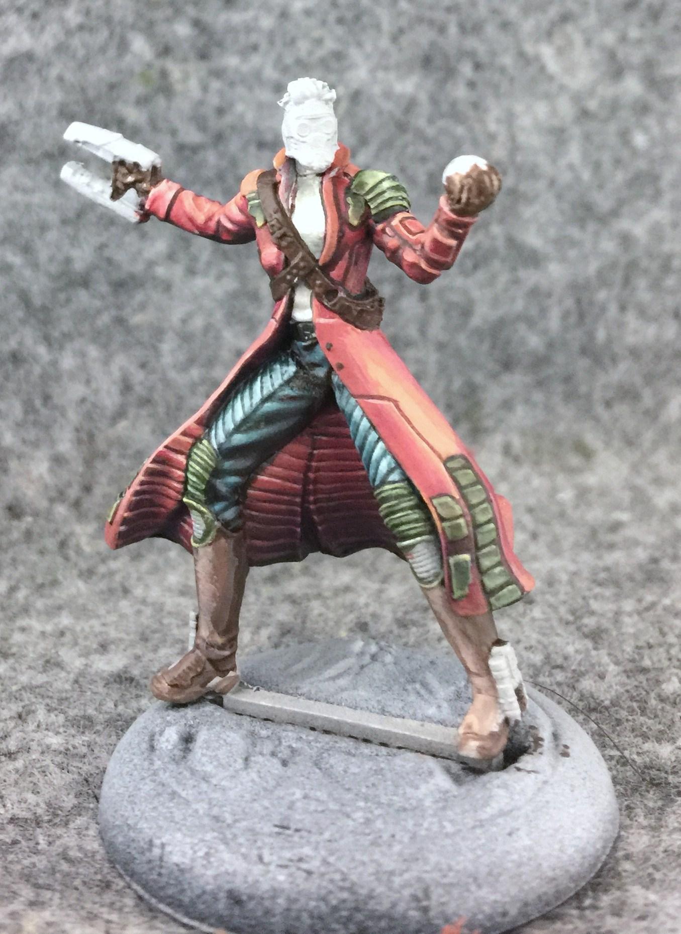 Knight Models Marvel Starlord 017