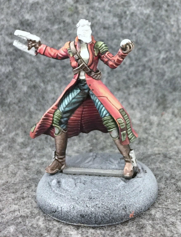 Knight Models Marvel Starlord 019