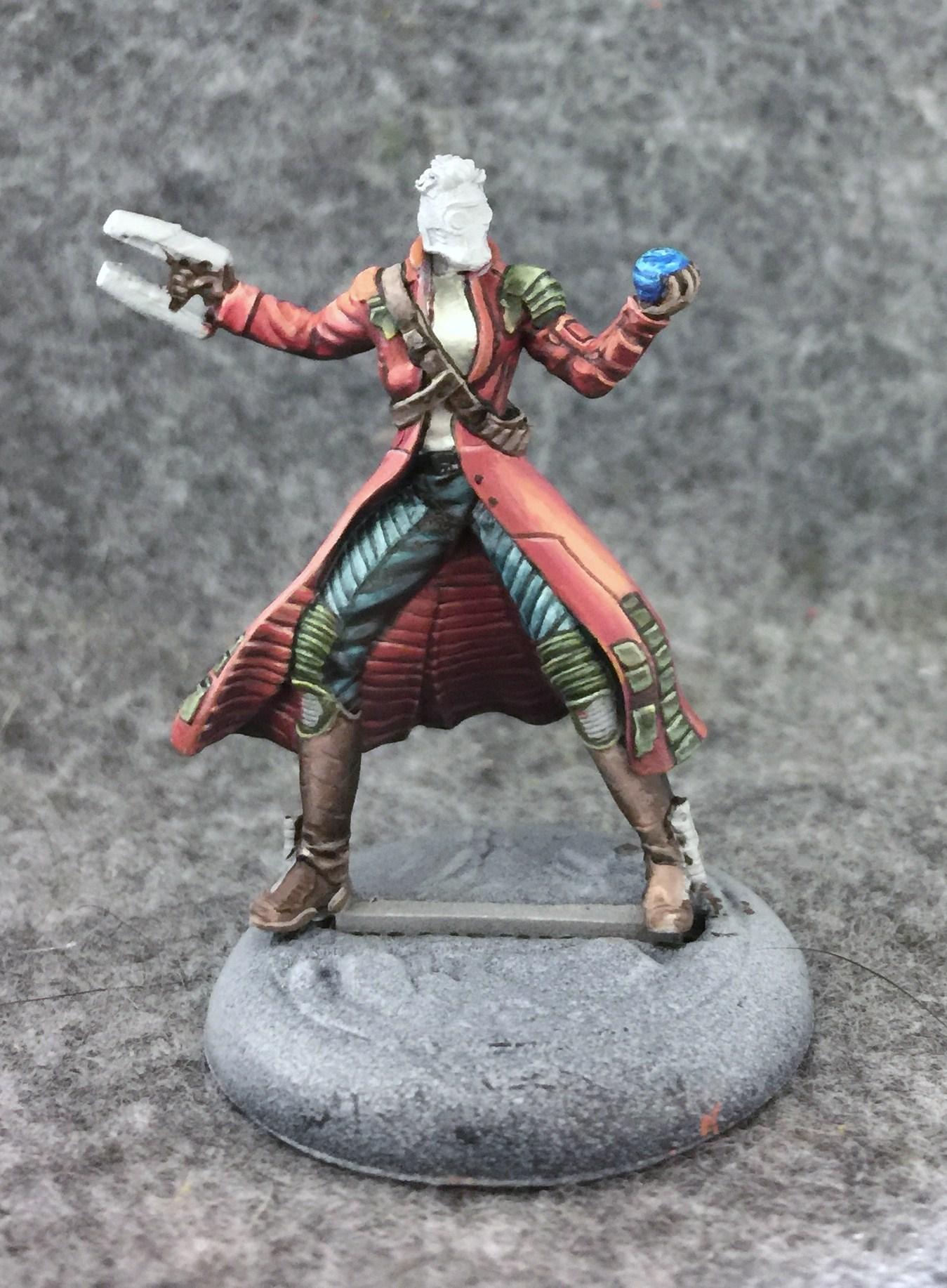 Knight Models Marvel Starlord 021