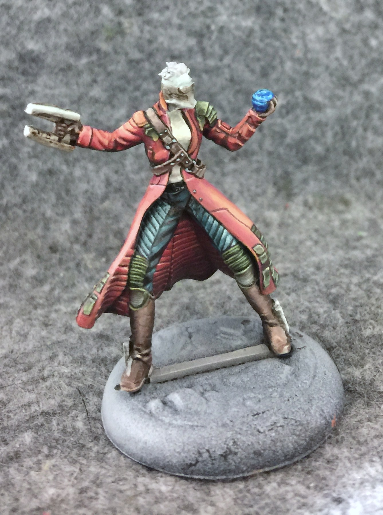 Knight Models Marvel Starlord 022