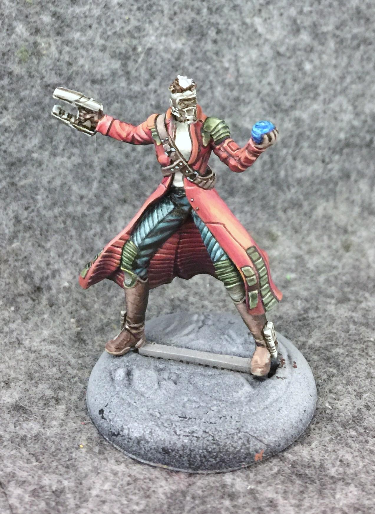 Knight Models Marvel Starlord 023