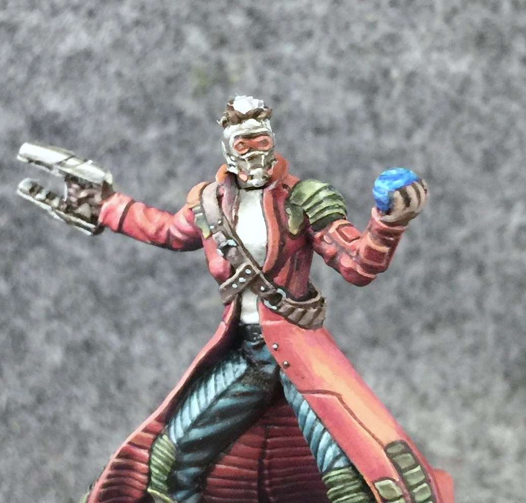 Knight Models Marvel Starlord 024