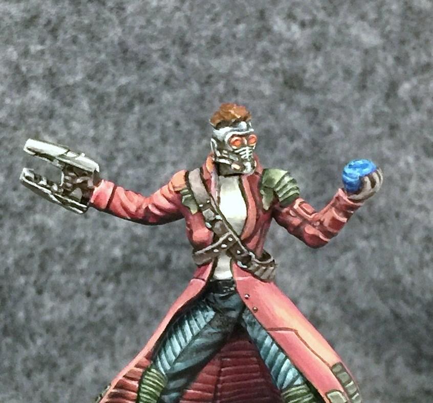 Knight Models Marvel Starlord 025
