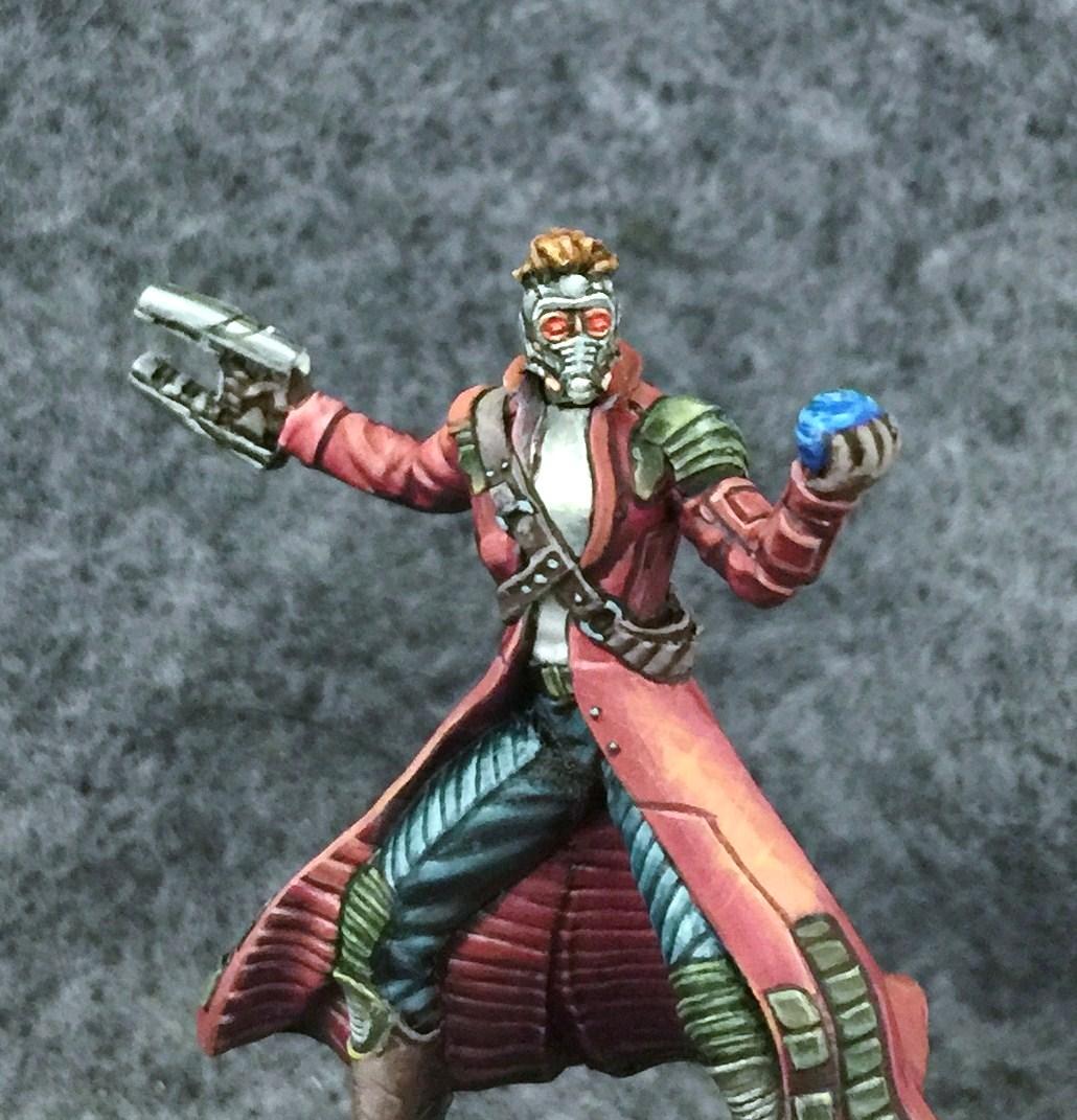 Knight Models Marvel Starlord 027