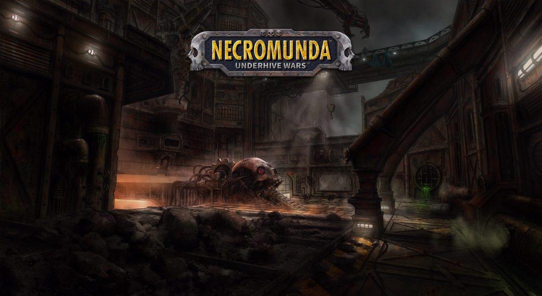 Necromunda Underhive full screen