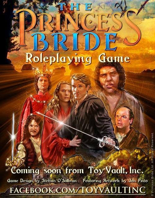 Princess Bride RPG