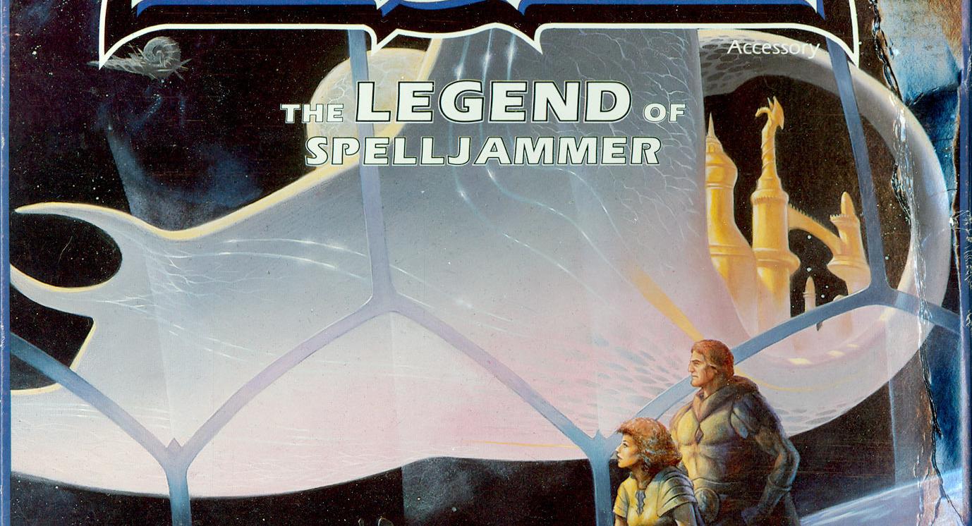 Spelljammer The Ship