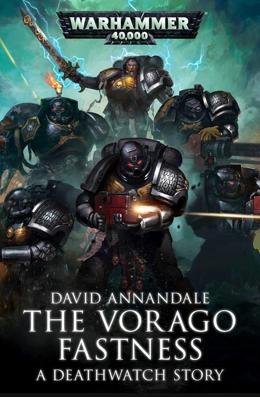 Vorago Fastness Cover