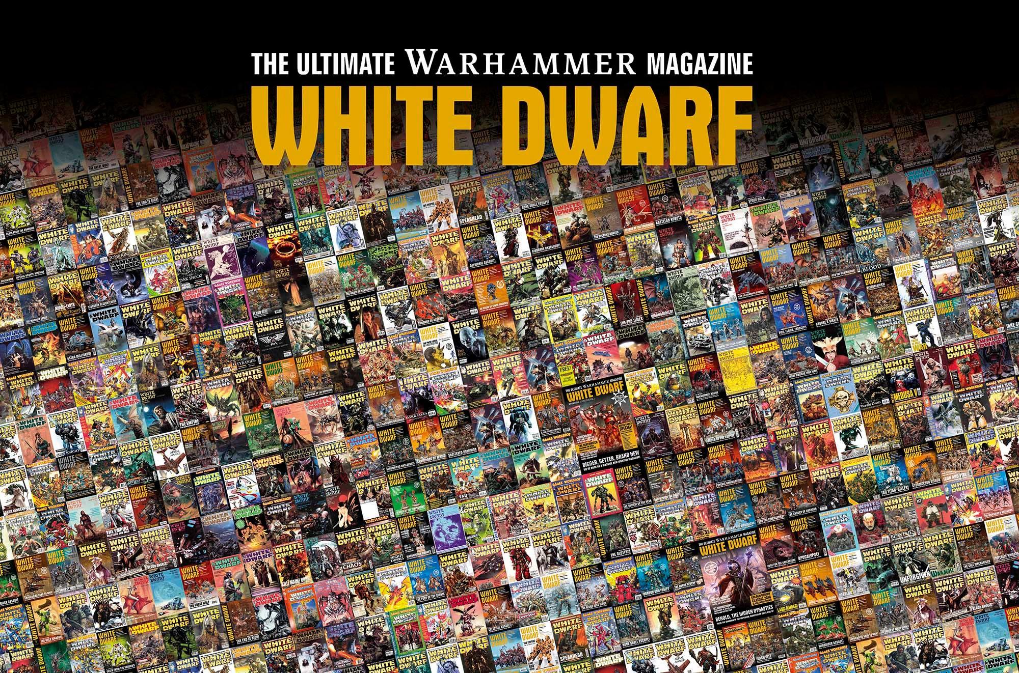White Dwarf Turns 40
