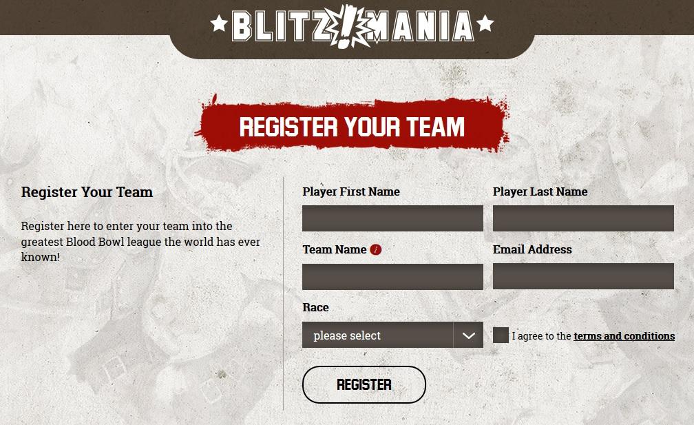 blitzmania registration