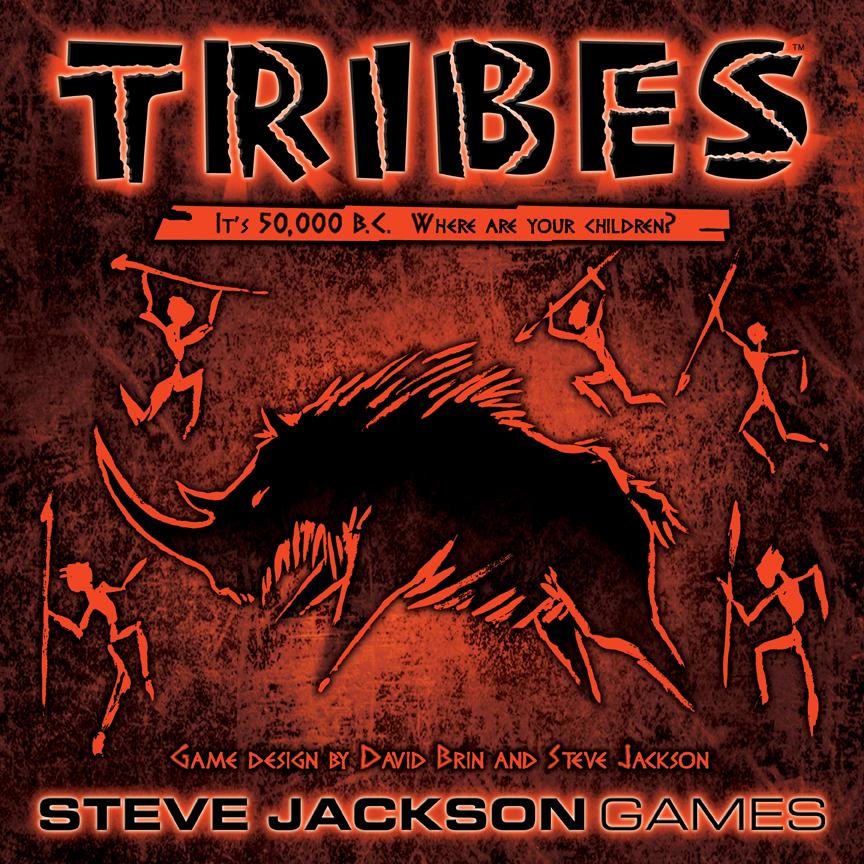 tribes steve jackson