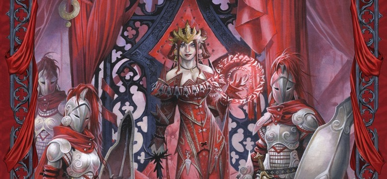 crimson throne header