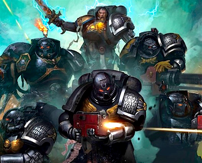 Deathwatch Veterans: Post Chapter Approved & Beta Bolters - Bell of
