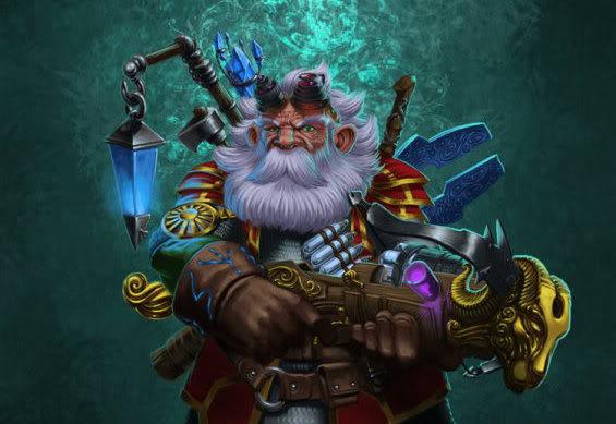 dwarf-artificer