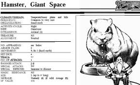 giant space hamster