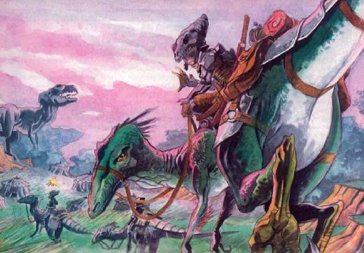 halfling riders eberron