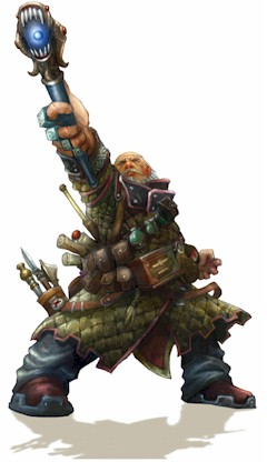 D&D: The Artificer Is Coming In February - Bell of Lost Souls