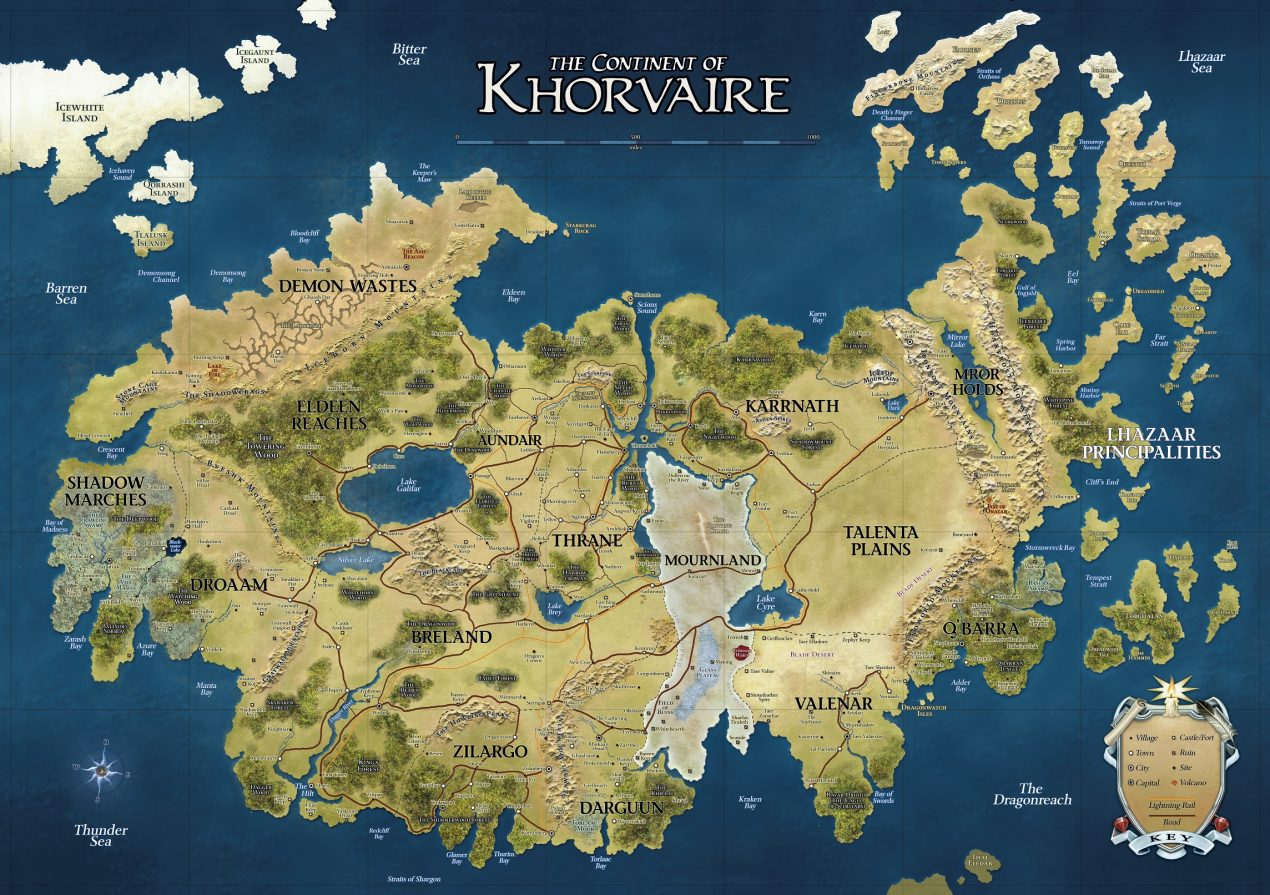 khorvaire