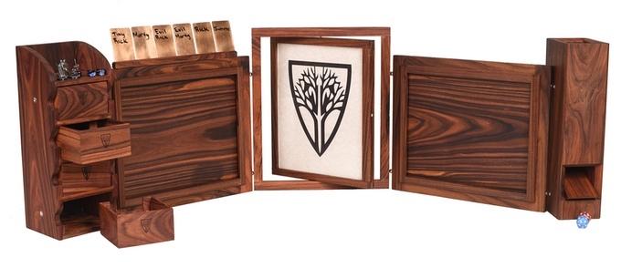 rosewood screen