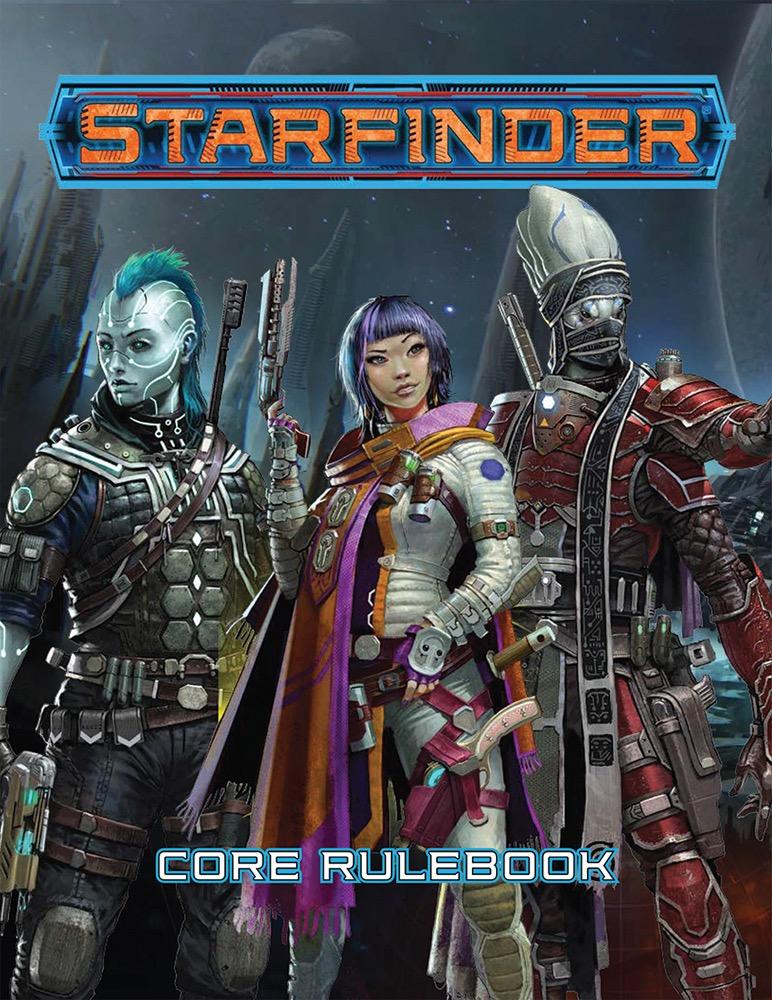 starfinder cover