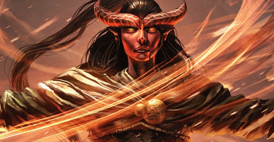 RPG Adventure Hook - Devil in the Details - Bell of Lost Souls