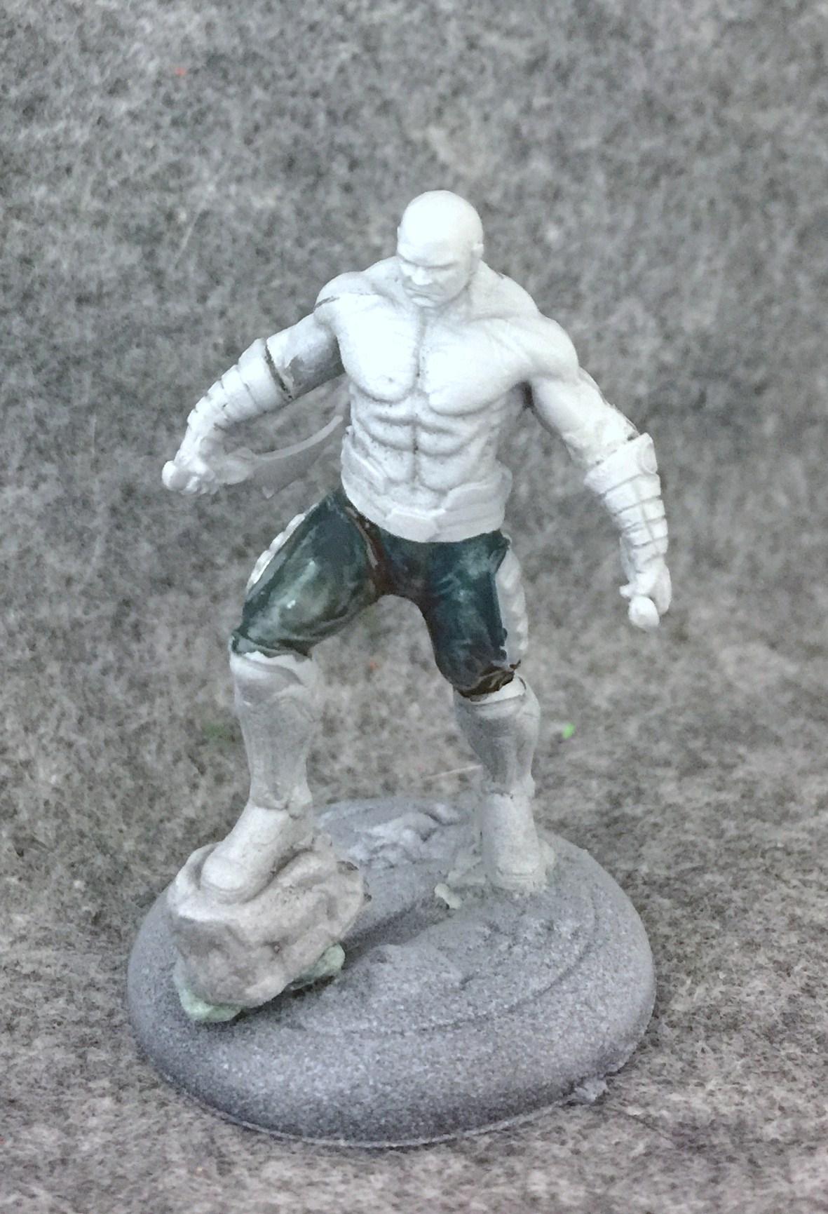 001 Drax Knight Models
