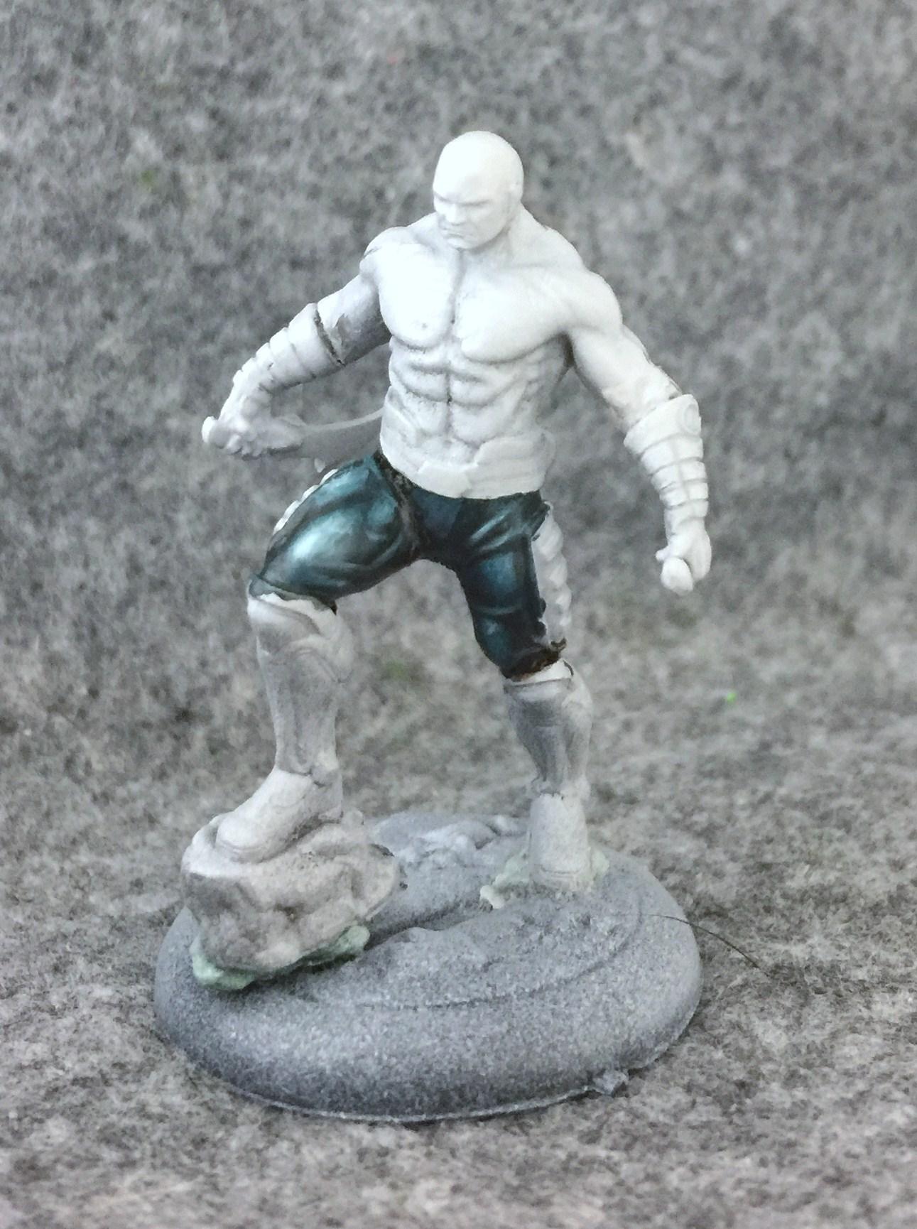 002 Drax Knight Models