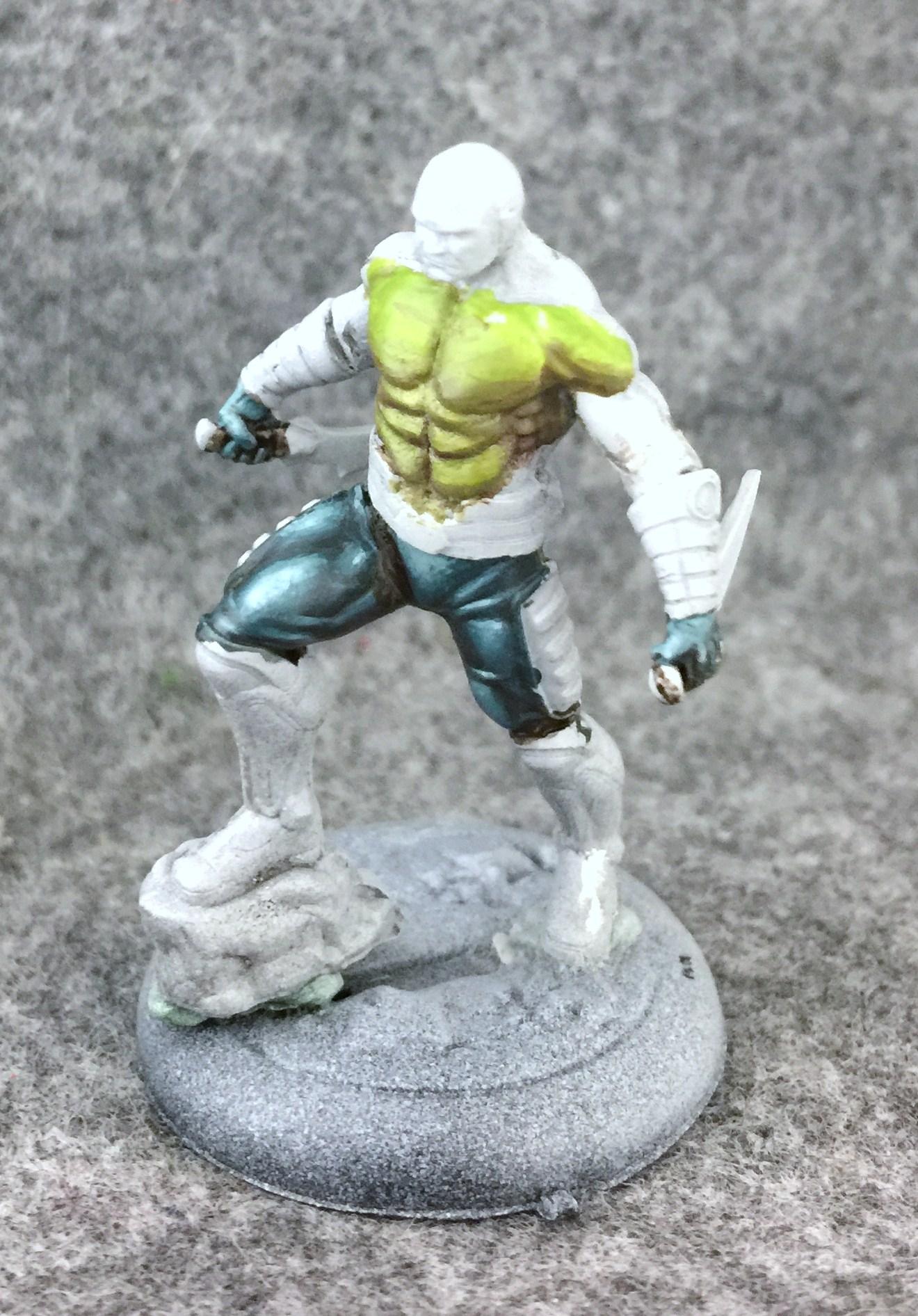 003 Drax Knight Models