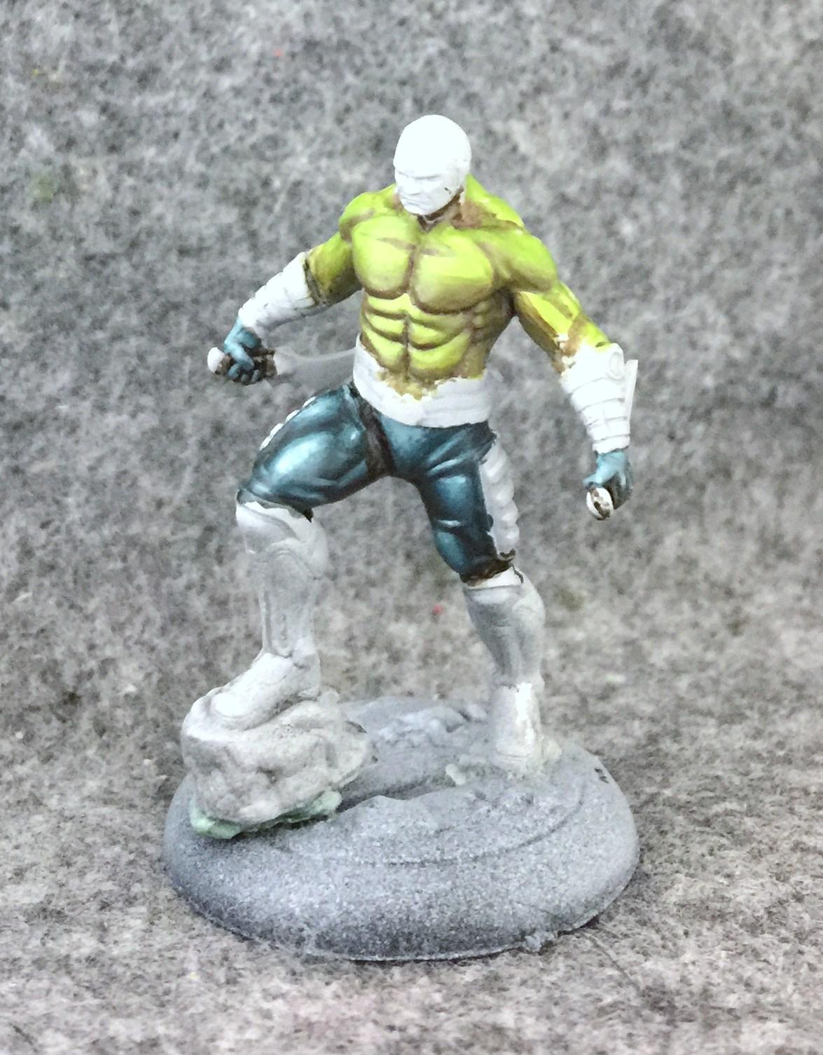004 Drax Knight Models