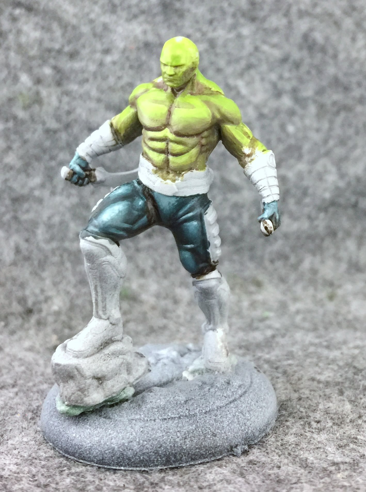 005 Drax Knight Models