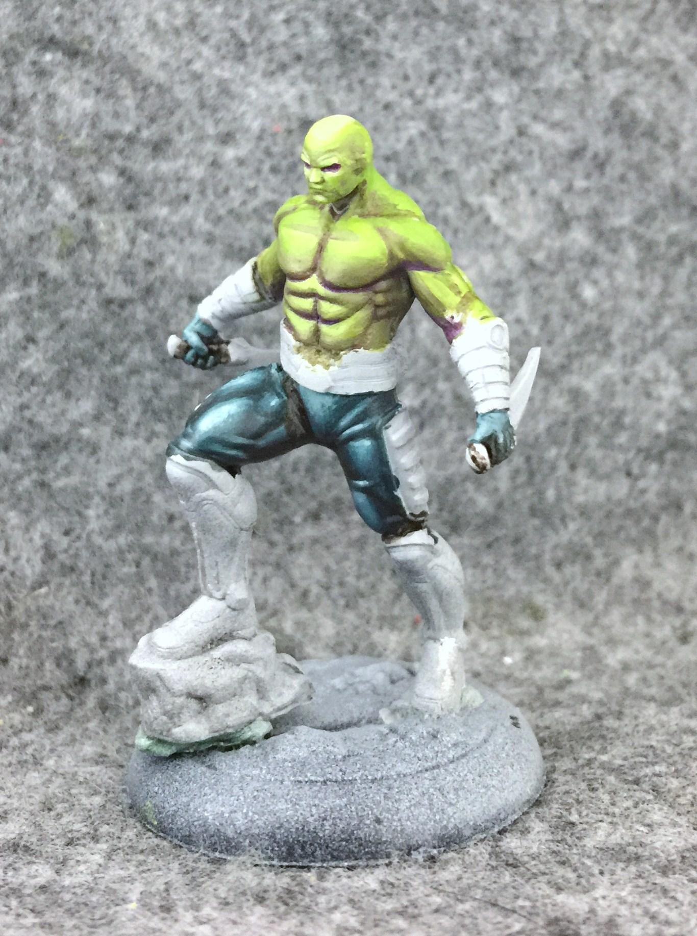 006 Drax Knight Models