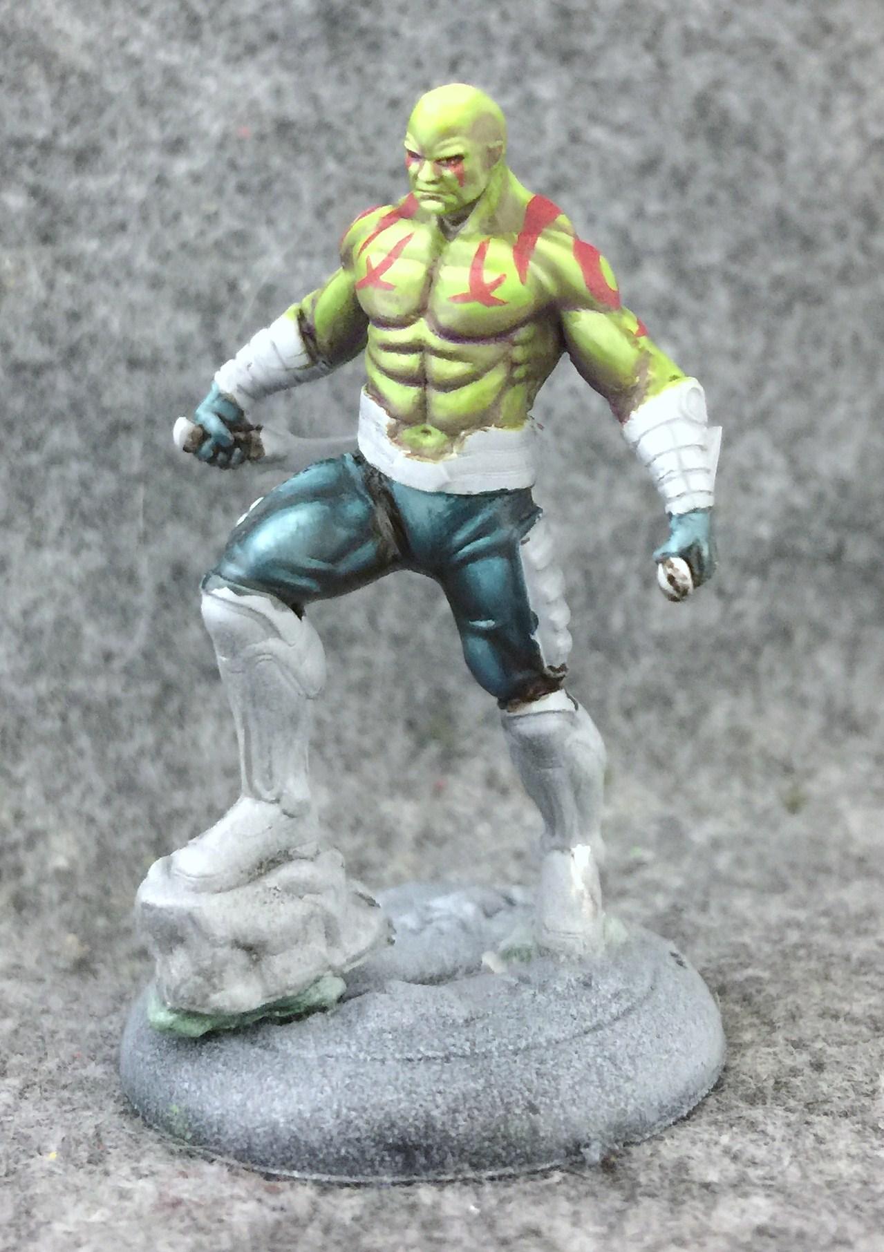 008 Drax Knight Models
