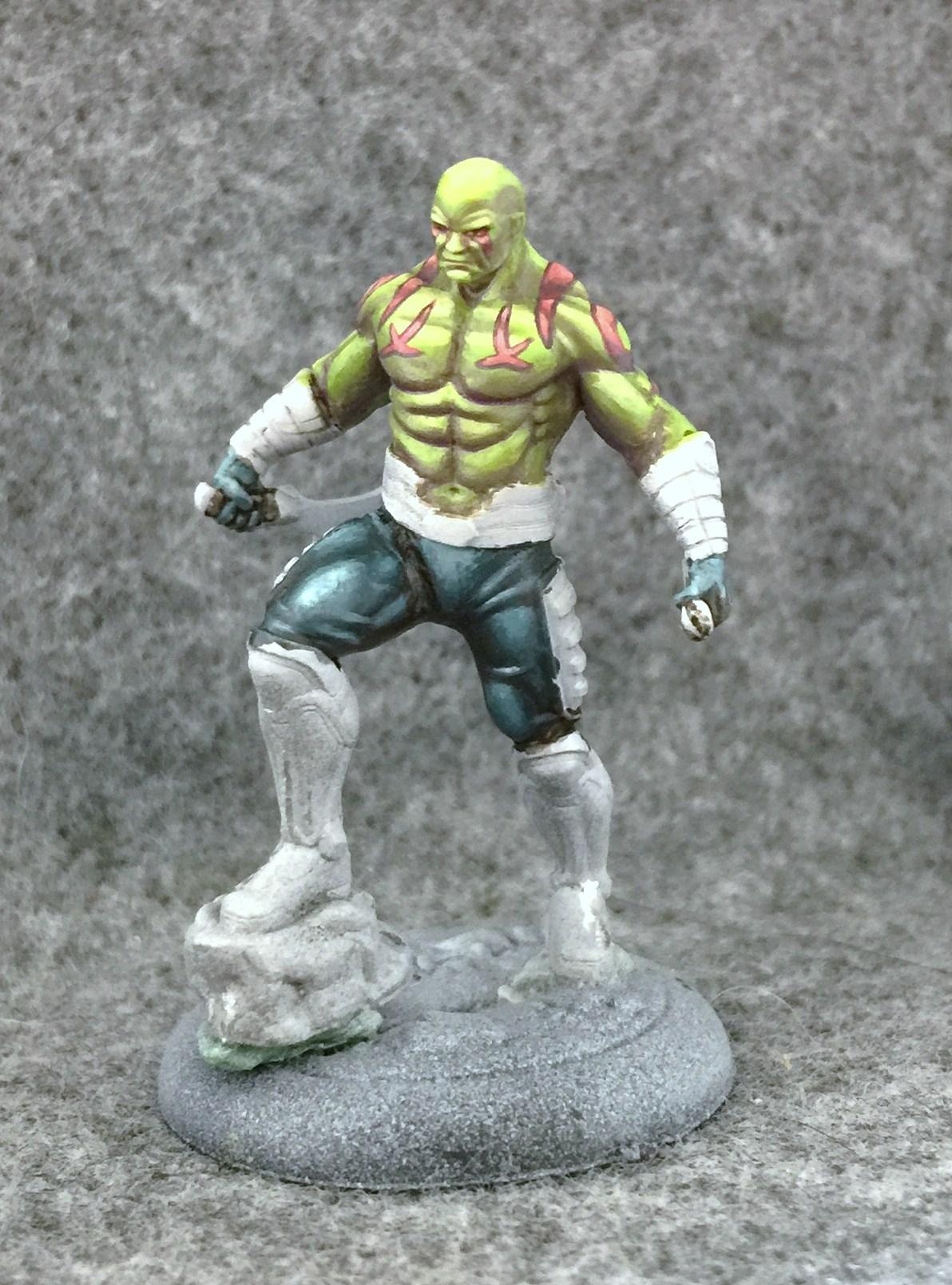 009 Drax Knight Models