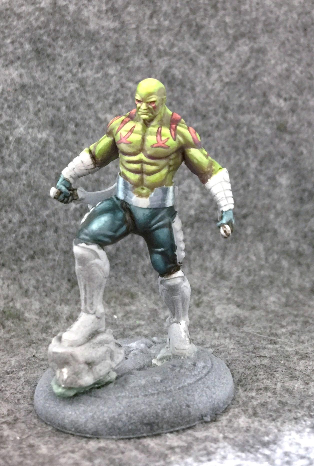 010 Drax Knight Models