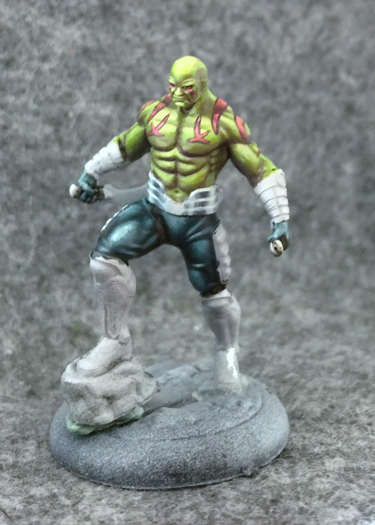 011 Drax Knight Models