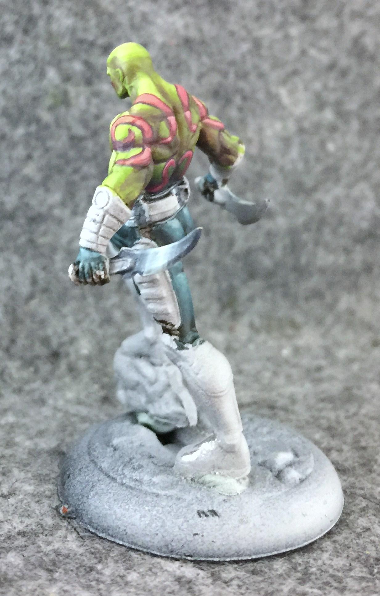 012 Drax Knight Models
