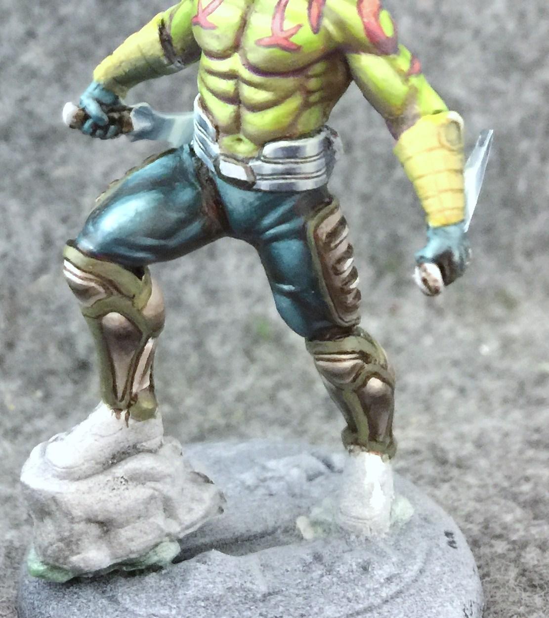 018 Drax Knight Models