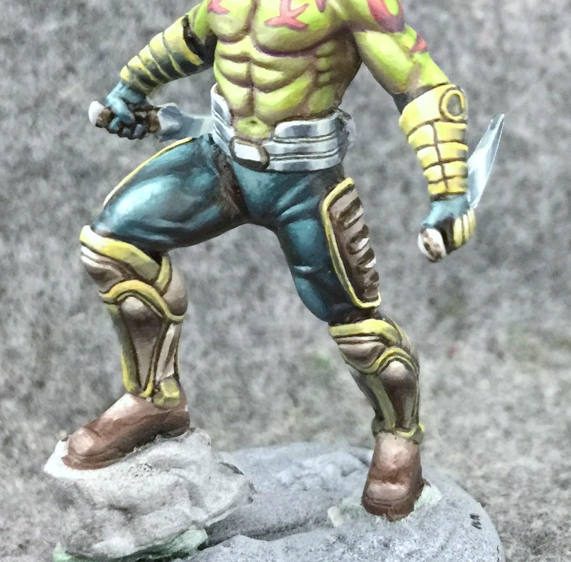020 Drax Knight Models