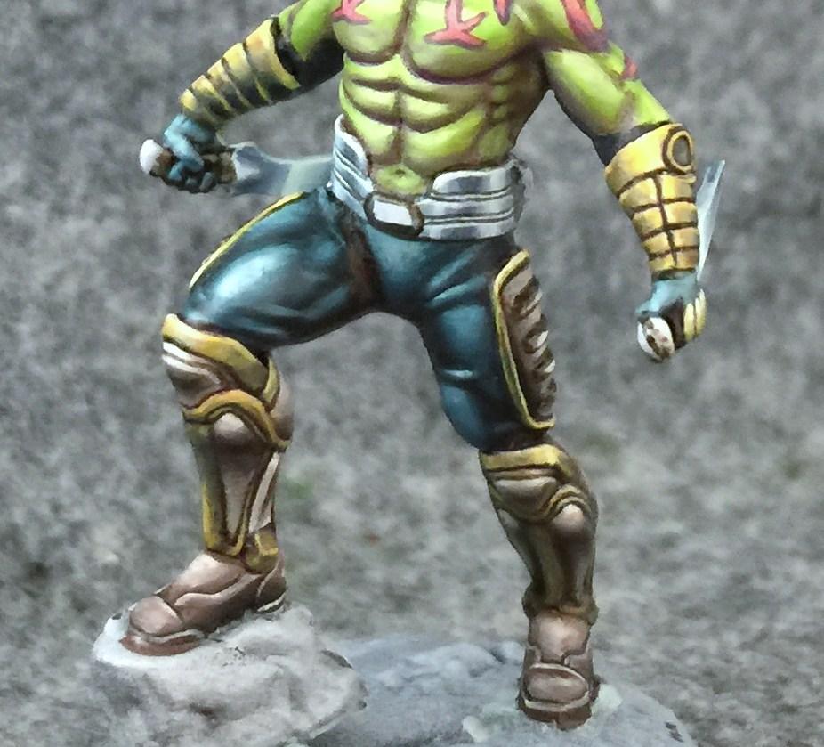 022 Drax Knight Models