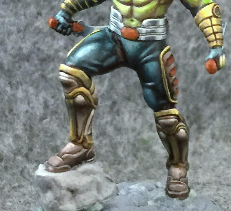 023 Drax Knight Models