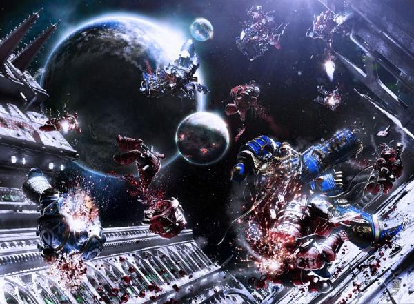 roboute guilliman space battle