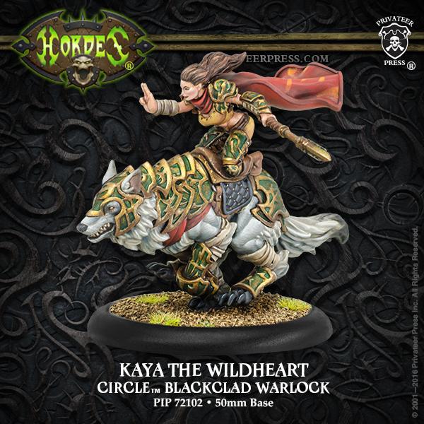 72102 Kaya the Wildheart