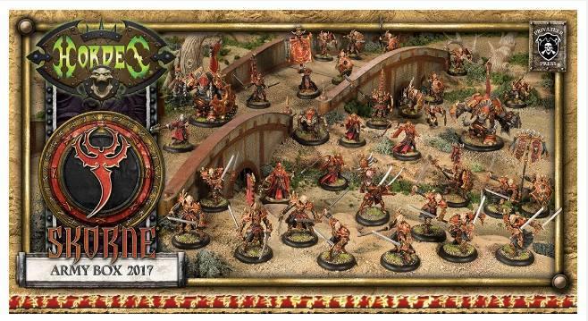 Bell of Lost Souls Skorne Army Box