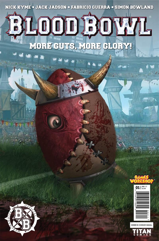 Blood Bowl Guts Glory 4