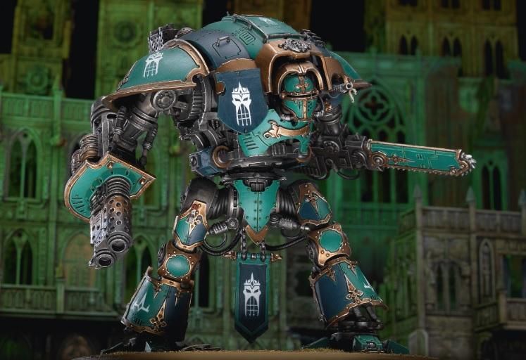 Gerantius pic knight